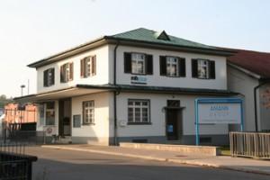 Amann-Eingang